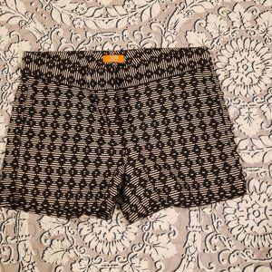 Joe Fresh Black and White Shorts - Size 8